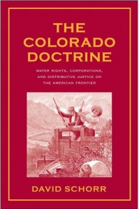 Schorr, David, The Colorado Doctrine, 2012